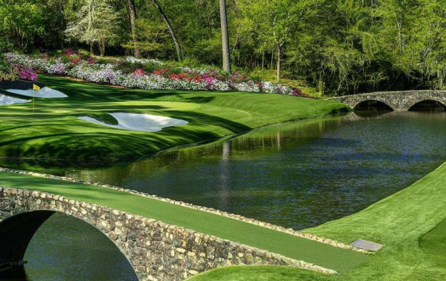 Augusta Masters Golf Tournament
