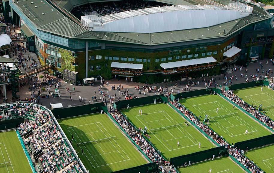 Official Wimbledon Championships Tennis Packages - Where is wimbledon