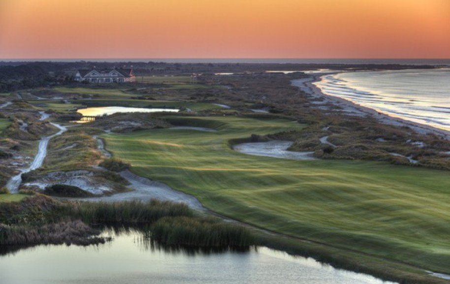 Kiawah Resort Ocean Course