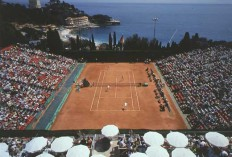 Monte Carlo Rolex Masters Tennis Tournament