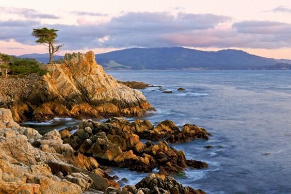 Pebble Beach Monterey Custom Designed