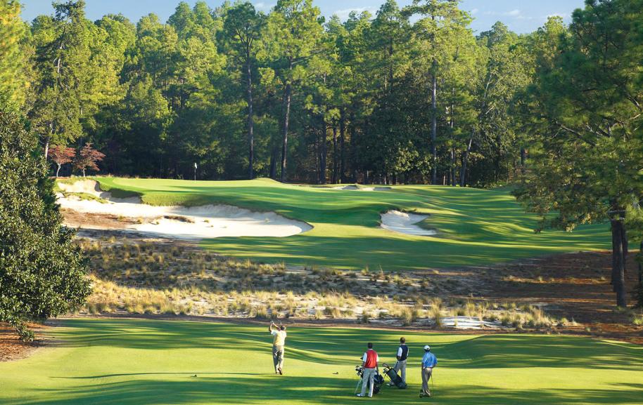 the u s  open golf tournament at pebble beach