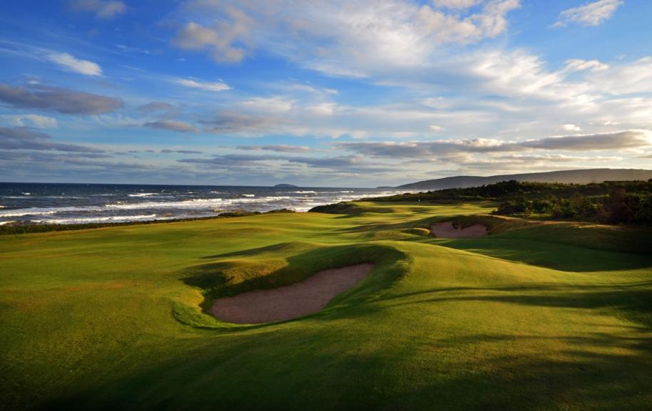 Cabot Links Golf Course, Nova Scotia