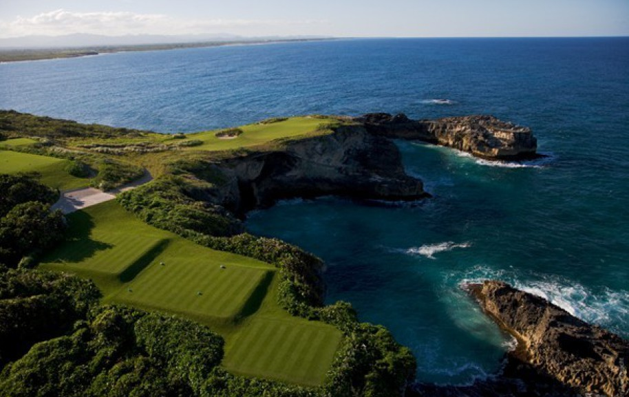 Corales Golf Course, Dominican Republic