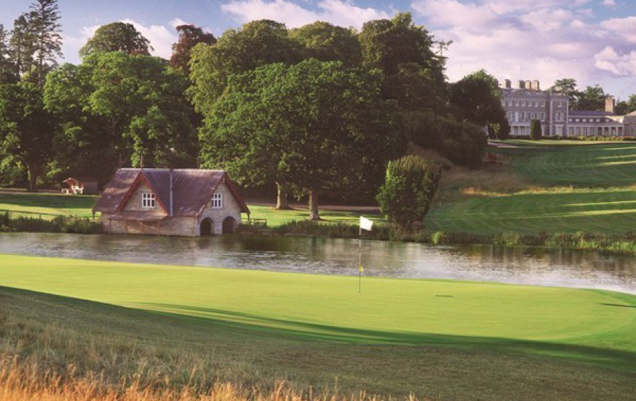 Ireland Golf Course