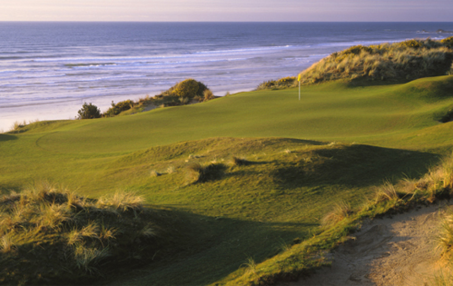 Bandon Dunes Golf Resort, Oregon